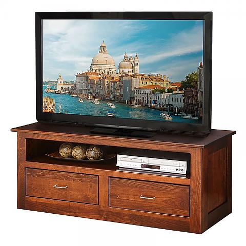 Willow Valley Media Console With Drawers