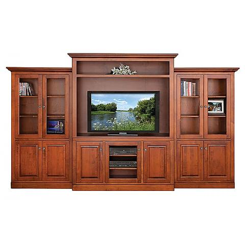 Willow Valley Media Wall Unit