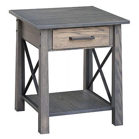 Martic Forge End Table