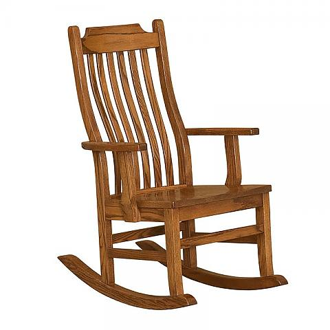 Classic Mission Rocking Chair