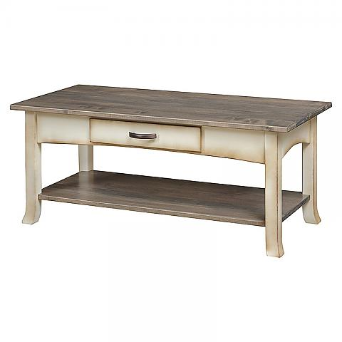 Captiva Coffee Table with drawer
