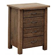 Tooth&Timber 4-Drawer Night Stand