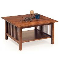 Prairie Mission Square Coffee Table