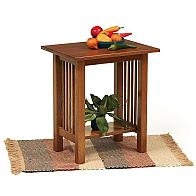 Prairie Mission End Table