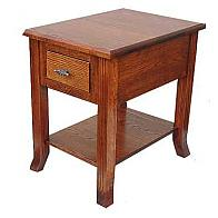 Willow Valley End Table
