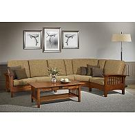 Room view of Prairie Mission Sectional Sofa